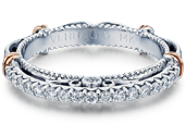 Parisian D-121W Diamond Wedding Band