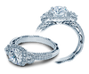Venetian AFN-5025CU Diamond Engagement Semi-Mount 1.50ctw.