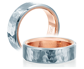 Verragio Mens Wedding Band VW-7012