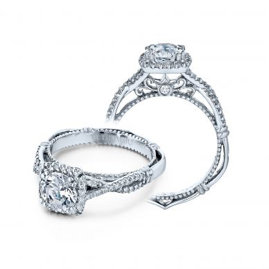 Parisian DL-106CU Diamond Engagement Semi-Mount