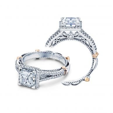Parisian DL-107P Diamond Engagement Semi-Mount