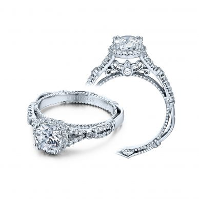 Parisian CL-DL-109R Round Engagement Ring