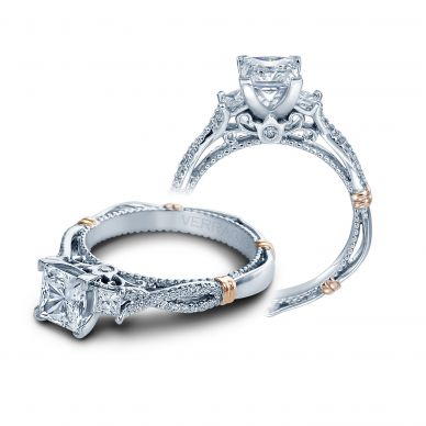 Parisian DL-129P Diamond Engagement Semi-Mount