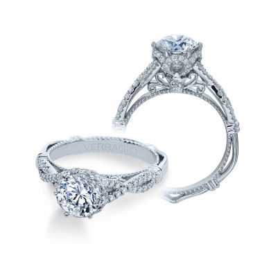 Parisian D-153R Diamond Engagement Semi-Mount