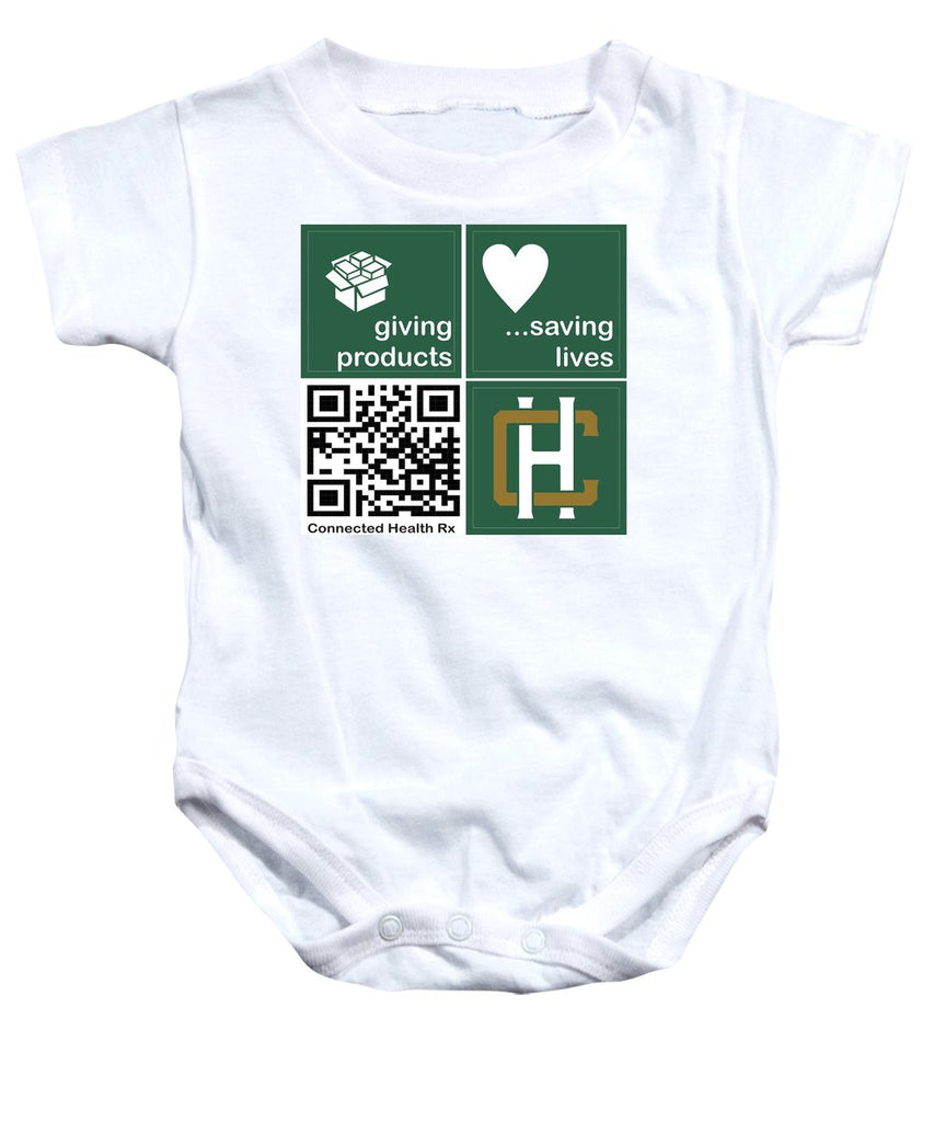 Connected Health Rx - Baby Onesie