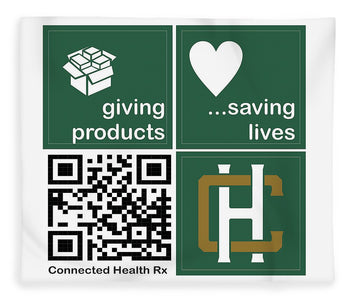 Connected Health Rx - Blanket