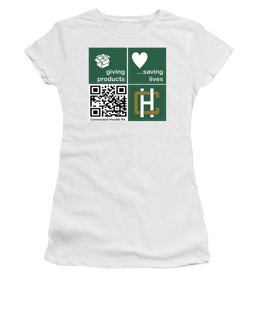 Connected Health Rx - Women's T-Shirt