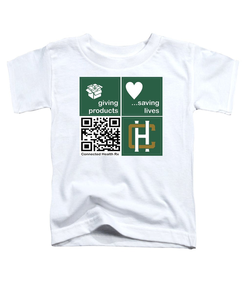 Connected Health Rx - Toddler T-Shirt