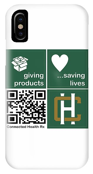 Connected Health Rx - Phone Case