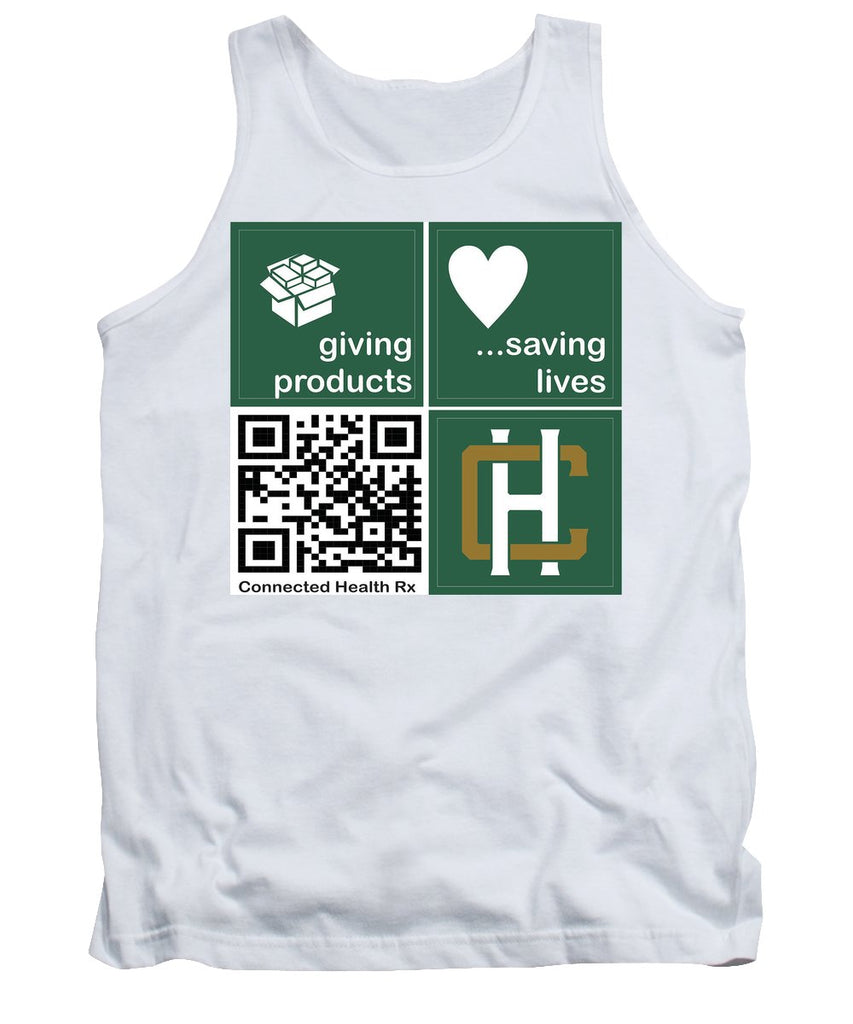 Connected Health Rx - Tank Top