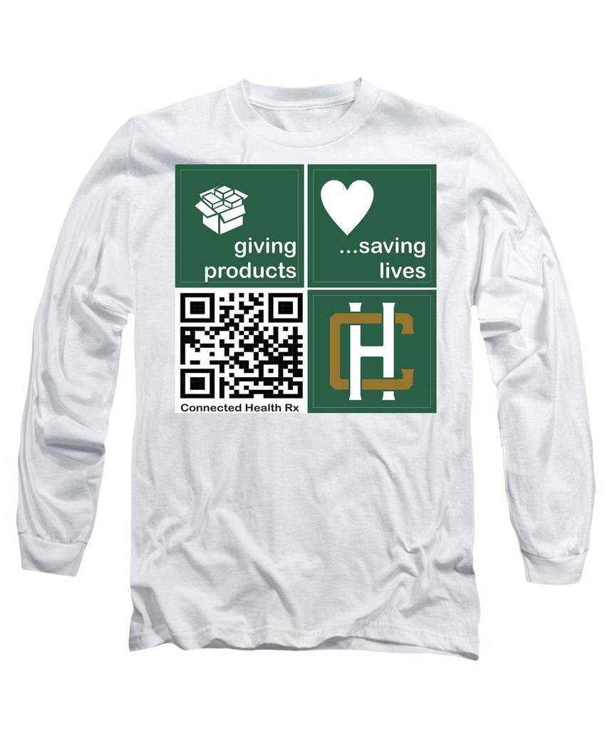 Connected Health Rx - Long Sleeve T-Shirt