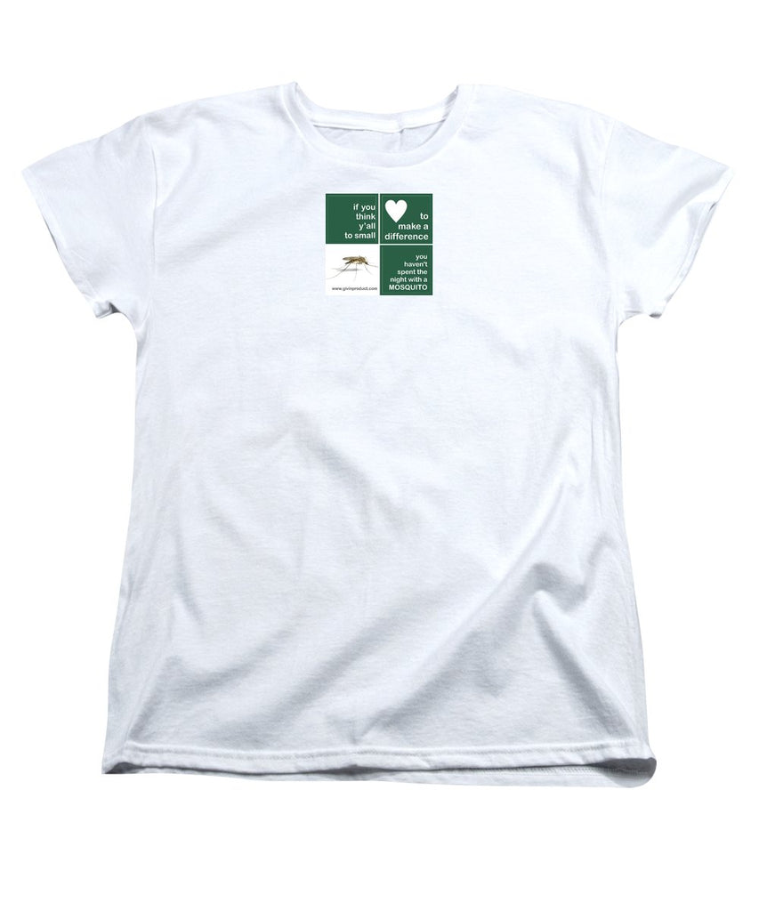 Giving Products  - Women's T-Shirt (Standard Fit)
