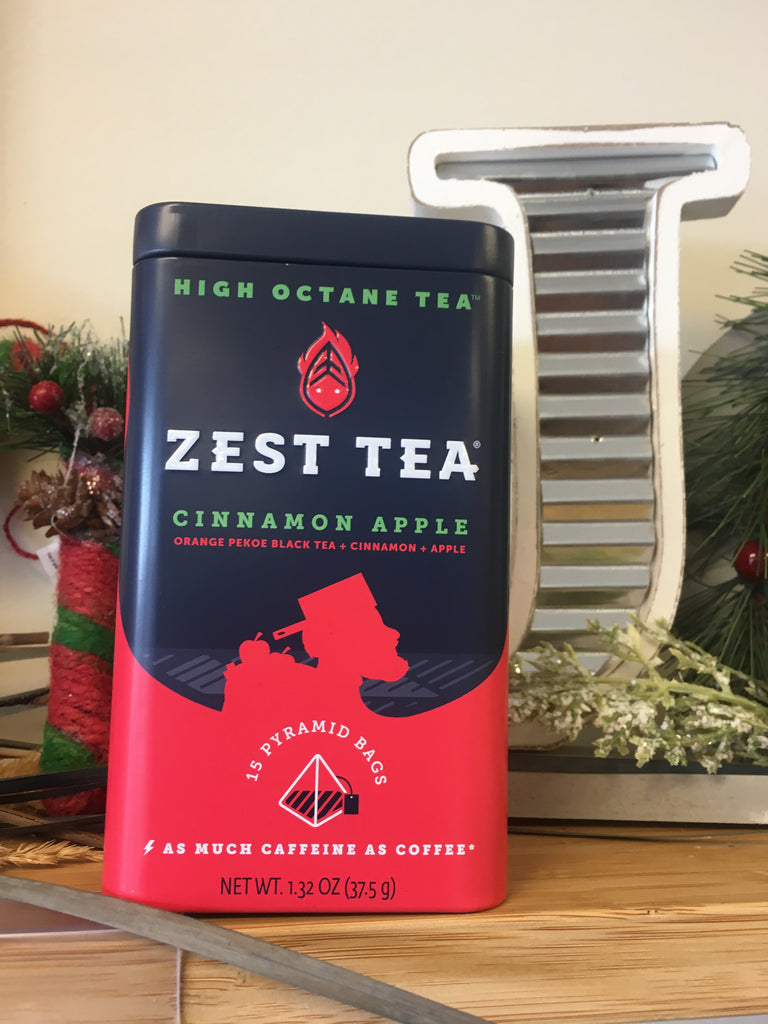 Zest Tea Cinnamon Apple