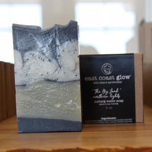 East Coast Glow - The Big Land Northern Lights Iceberg Water Cold Process Soap
