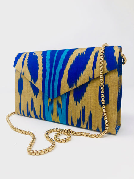 Frankitas Lannie Clutch - 3 stunning designs/colours available
