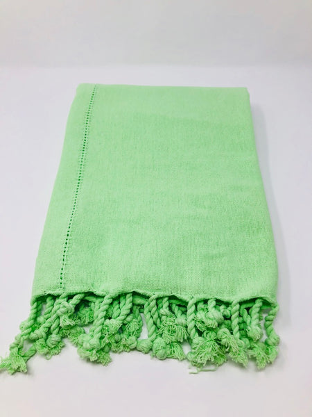 Turkish Peshtemal Towel - Ajur (2 colours available)