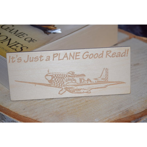 Aircraft Bookmarks Bookmarks Plane Good Read