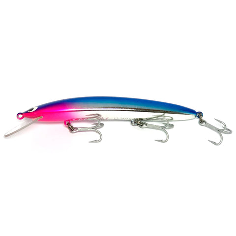 Arafura Barra '150' - Blue / Pink Head