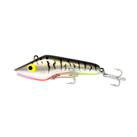"4"" Mack Bait - Black Mack"
