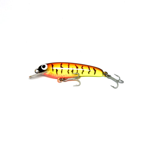 "Mad Mullet 2.5"" Shallow - Fire Tiger"