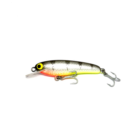 "Mad Mullet 2.5"" Shallow - Black / Silver"