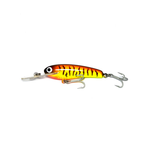 "Mad Mullet 2.5"" Deep - Fire Tiger"