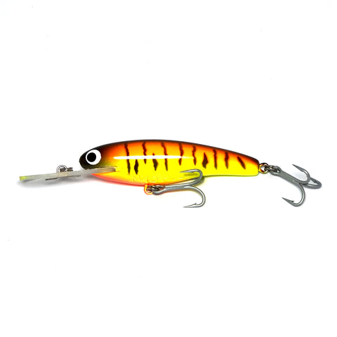 "Mad Mullet 3"" Deep - Fire Tiger"