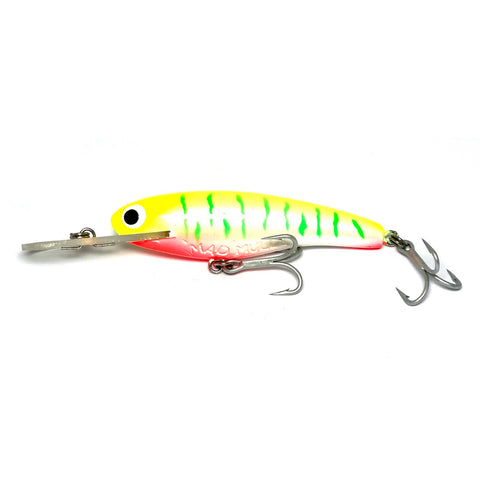 "Mad Mullet 3"" Deep - Lime Tiger"