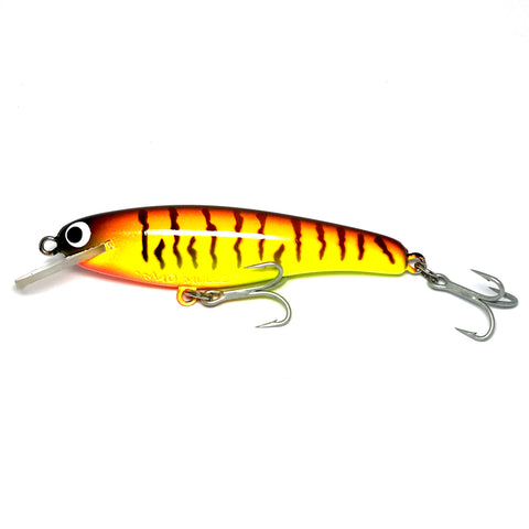 "Mad Mullet 4"" Shallow - Fire Tiger"