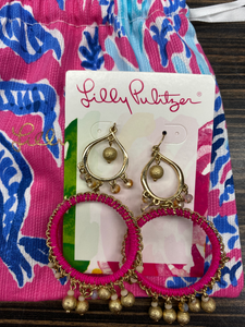 Earrings Lilly Pulitzer