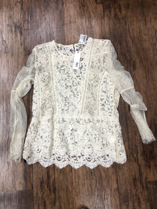 Lucky Brand Long Sleeve Size L (12 14)