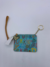 Load image into Gallery viewer, Dooney & Bourke Leather Wristlet