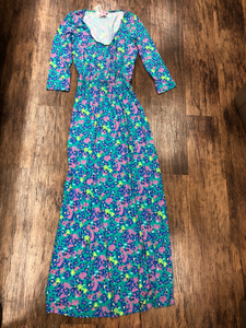 Lilly Pulitzer Maxi Dress Size M (8 10)