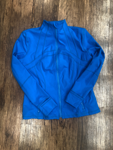 Lululemon Athletica Athletic Jacket Size 1 X (18)