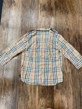 Load image into Gallery viewer, Burberry Long Sleeve T Shirt Size S (4 6)