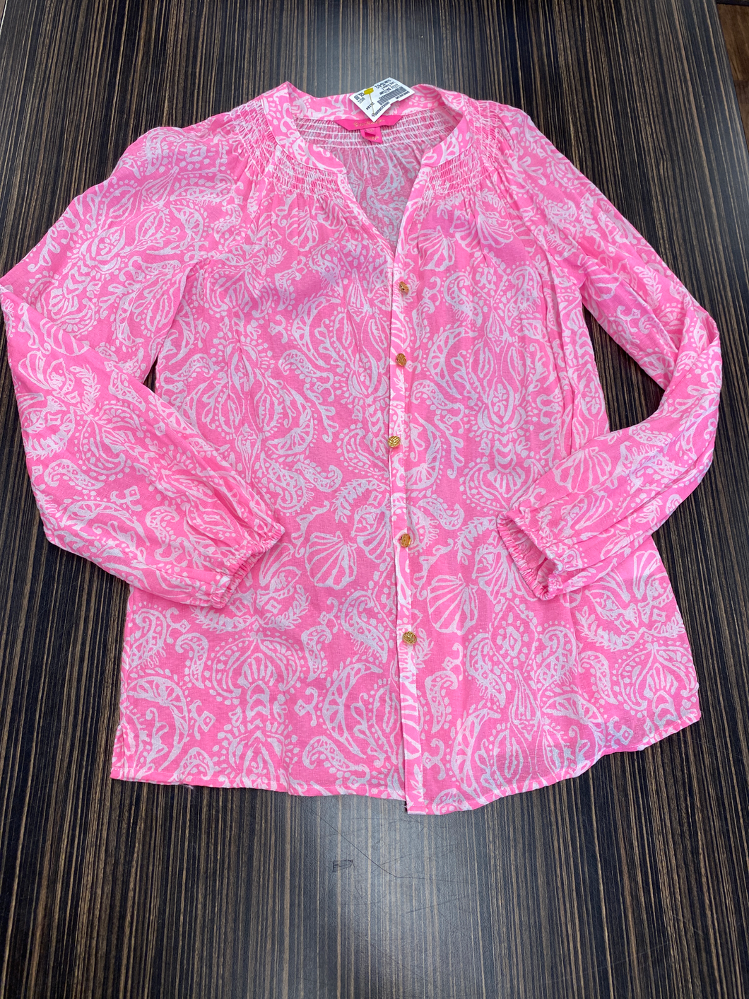 Lilly Pulitzer Long Sleeve Size Xs (0 2)
