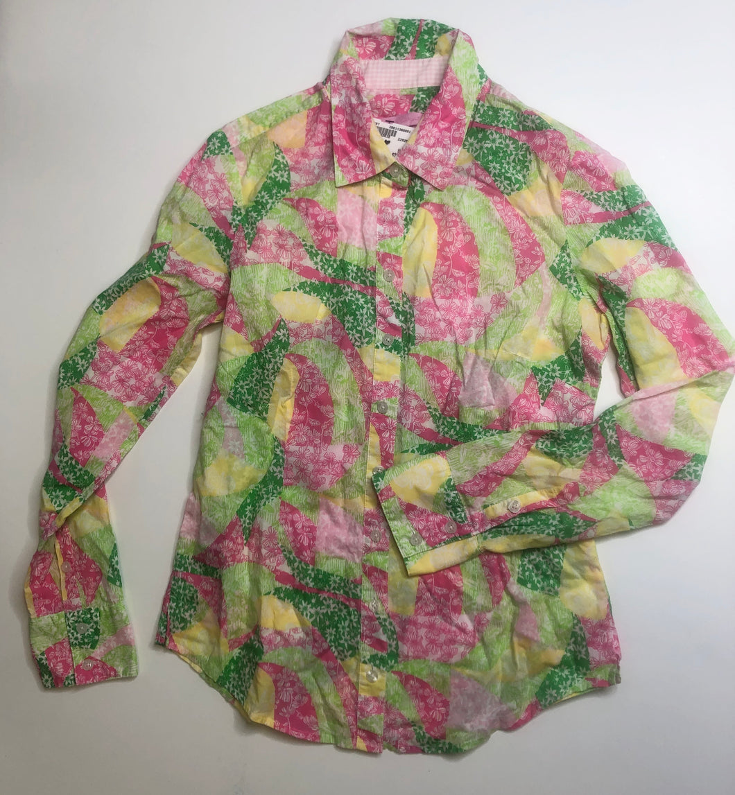 Lilly Pulitzer Long Sleeve SIZE SMALL
