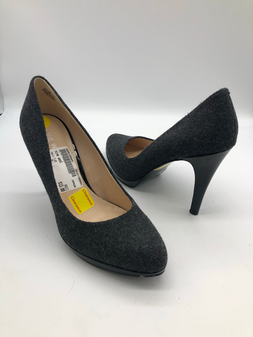 Nine West high heels SIZE 9