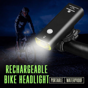 Waterproof Rechargeable Bicycle Light