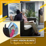 1-way Vision Blinds