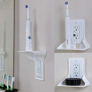 Wall Socket Shelf Organizer