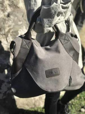 Vintage 2-Way Outlander Bag