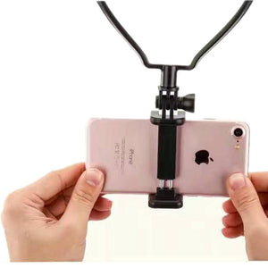 Hands-Free Neck Phone Holder