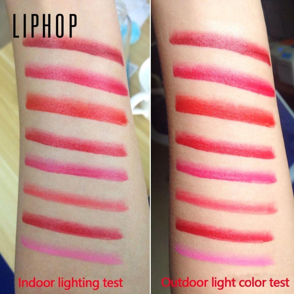 Backup of LIPHOP Waterproof Double Colour Gradient Lipstick