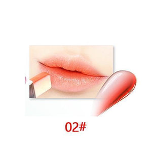 LIPHOP Waterproof Double Colour Gradient Lipstick