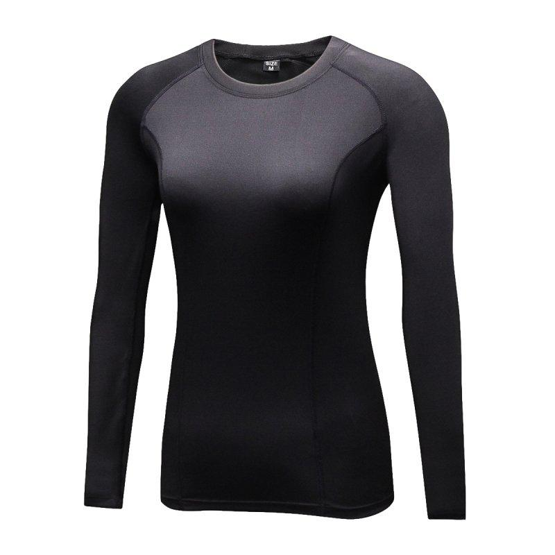 Women's Fitness Compression Full Sleeve Top