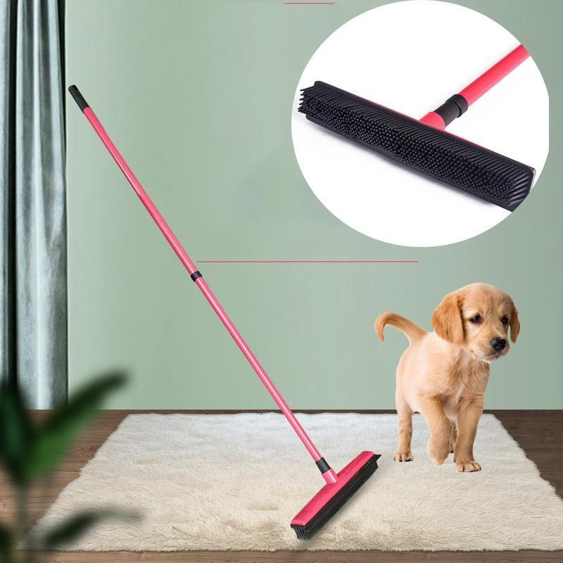 Magic Multi-Surface Silicone Squeegee Broom