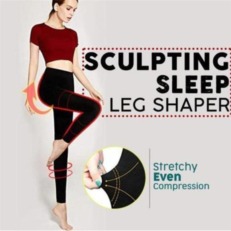 Magic Sculpting Sleeping Leg Shape
