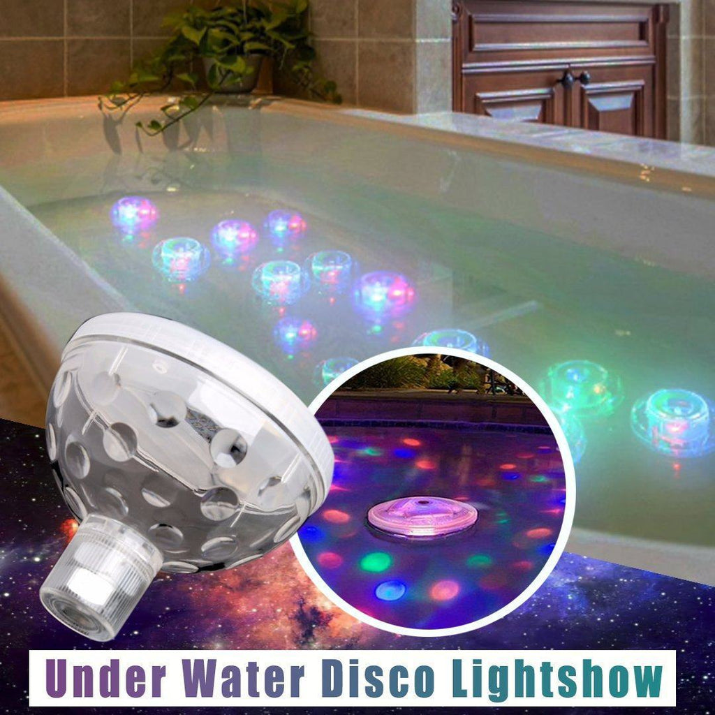 Waterproof Disco Floating LED Party Light