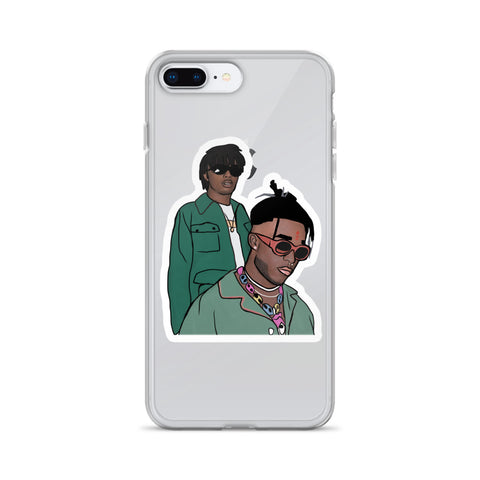 UZI * CARTI PHONE CASE